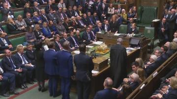 Великобритания се готви за избори на 12 декември