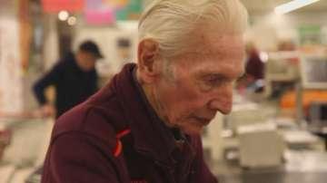 В пенсия на 95 години!
