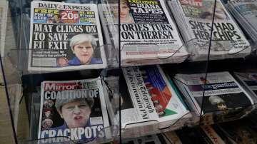 Ирландският премиер изрази безпокойство от съюз с консерваторите на Тереза Мей