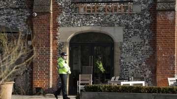 Лондон има информация за веществото, с което се предполага, че е отровен агентът