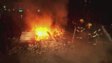 Атакуваха автобус с евакуирани от Китай хора в Украйна