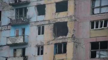 Ожесточени боеве в Донбас