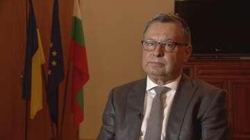 Украинският посланик: Военното положение не носи риск за българите в Украйна