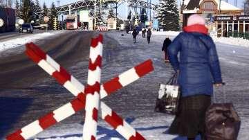 Украйна ограничи влизането на руски граждани от мъжки пол на територията си