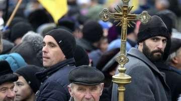 В Украйна се провежда обединителен църковен събор