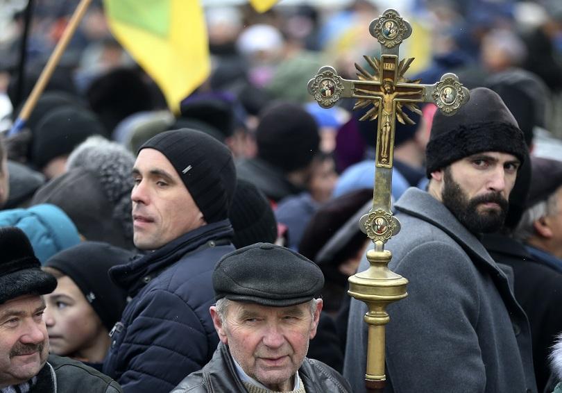 В Киев се провежда обединителен събор, на който се очаква