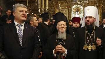 Патриарх Вартоломей подписа за автокефалия на украинската църква