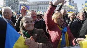 Украйна избира президент в неделя
