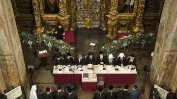 Синодът на Вселенската патриаршия подписа томоса за новата украинска църква