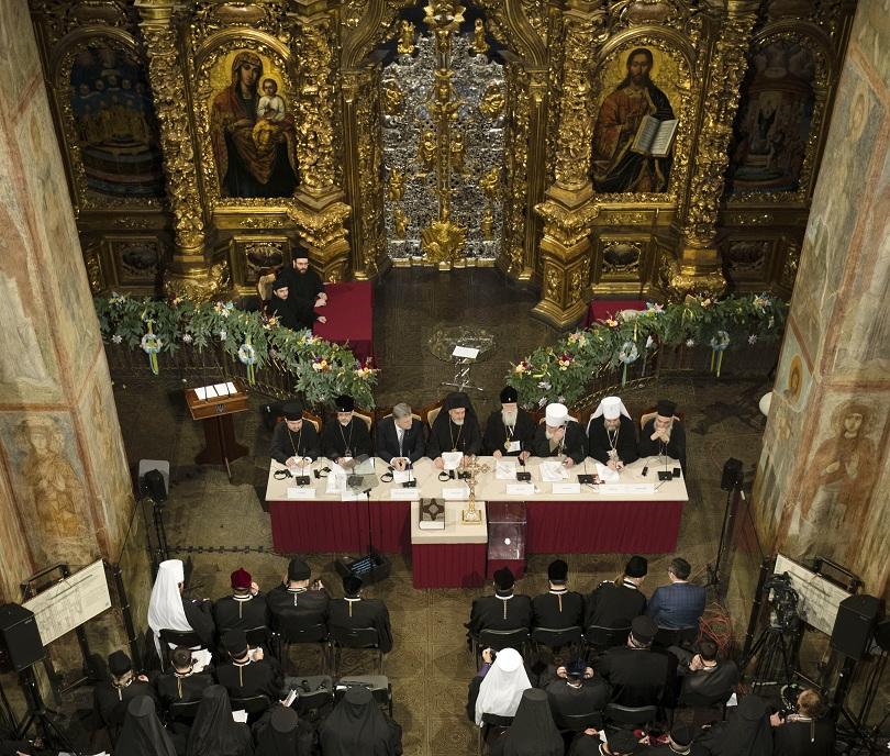 синодът вселенската патриаршия подписа томоса новата украинска църква