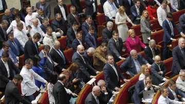 Украйна прие закон за задължително използване на украински език