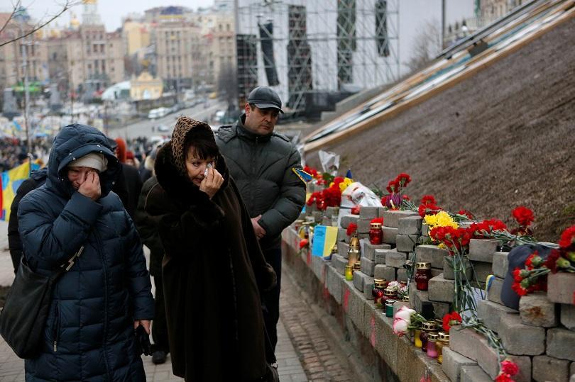 снимка 1 Цената на Майдана