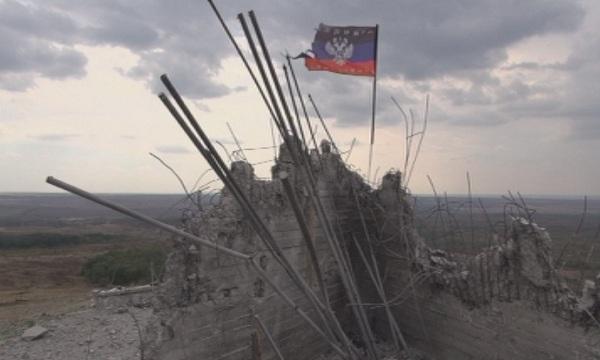 украински сепаратисти провъзгласиха нова държава наречена малорусия