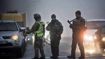 Влезе в сила военното положение в части от Украйна