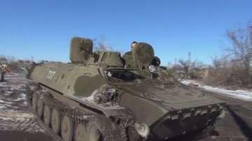 Четирима украински войници са убити в Източна Украйна