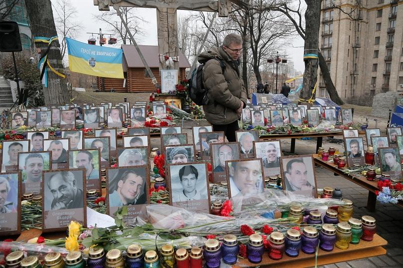 снимка 3 Цената на Майдана