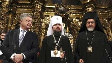 Порошенко обяви създаването на автокефална православна църква в Украйна
