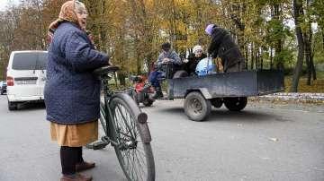 Близо 12 000 души са евакуирани след взрива на боеприпаси в Украйна