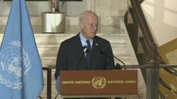 В Женева продължават мирните преговори за Сирия