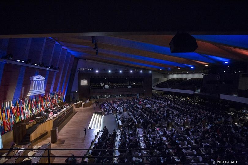 снимка 1 България бе избрана за член на Изпълнителния съвет на ЮНЕСКО