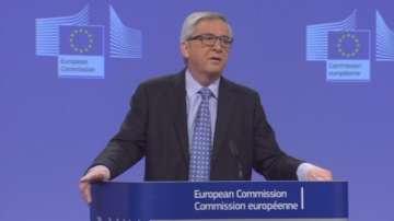 Юнкер защити Шенген и свободното движение на хора в Европа