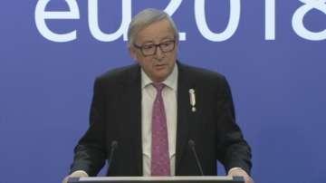Жан-Клод Юнкер: Българското председателство се състои в ключов момент за...