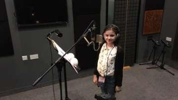 Лидия Ганева записа солова част в химна на Детската Евровизия