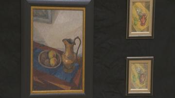 Изложба на художника Евгени Клинчаров