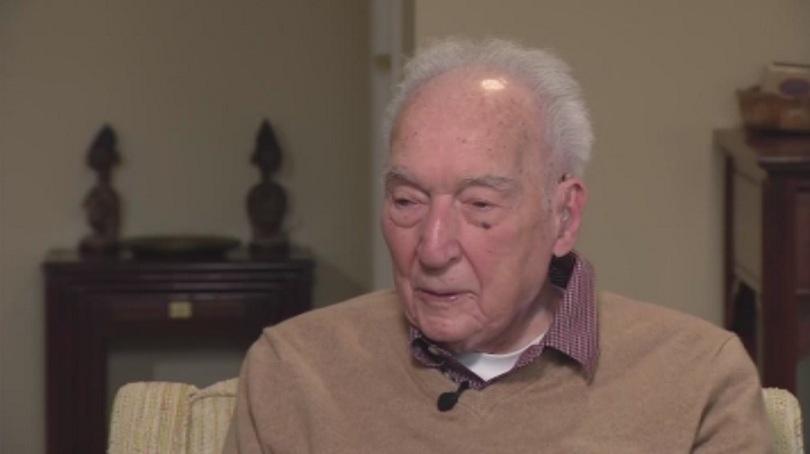 Снимка: 101-годишен изобретател с патент срещу глобалното затопляне