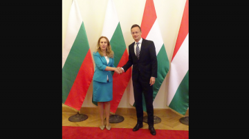 Марияна Николова: Стокообменът между България и Унгария е над 1,6 млрд. евро