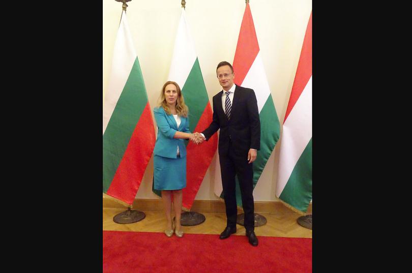 марияна николова стокообменът българия унгария млрд евро