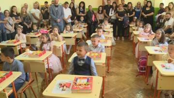 Първокласници в Благоевград получиха съвети как да бъдат послушни