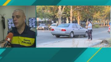 Над 200 камери следят за контрола на 30 възлови кръстовища в Русе