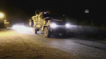 Турция започна сухопътна операция в Северна Сирия