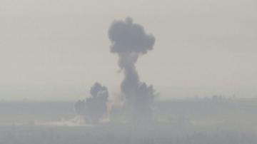 Продължава турската военна операция в Сирия