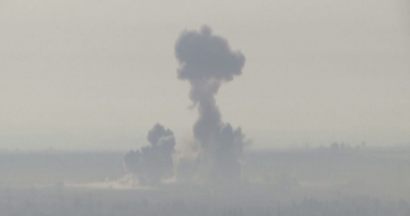 Продължава турската военна операция в Сирия. Американски военни са попаднали