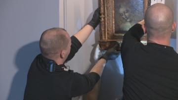 Откриха изложба в чест на 500-годишнината на Леонардо да Винчи