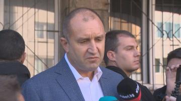 Румен Радев: Изборът на главен прокурор не се извършва от президента