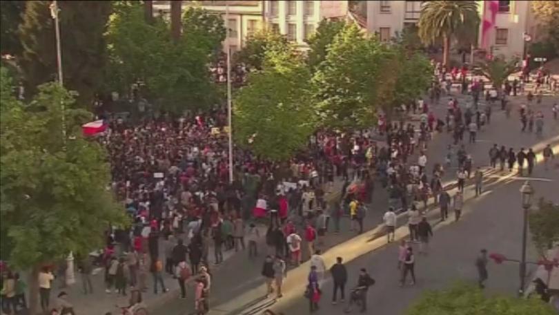 Президентът Себастиан Пинера обяви днес, че Чили няма да бъде