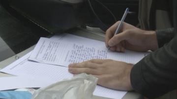 Обискираха домовете на заподозрени за купуване на гласове в Благоевград