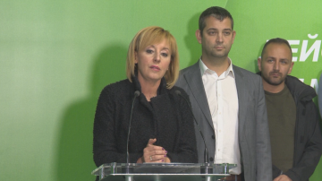 Мая Манолова: Хората повярваха, че промяната е възможна