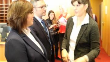Лаура Кьовеши идва в България през март