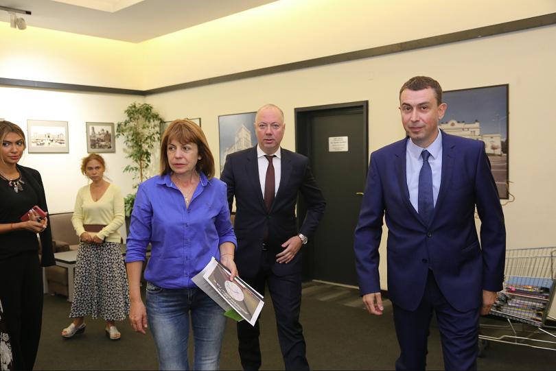 Зеленият ринг в София ще се изпълнява поетапно. Това каза