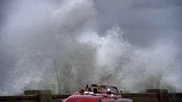 Ураганът Майкъл се приближава към Флорида