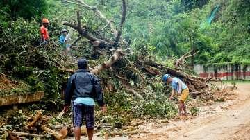 Заради климатичните промени расте броят на разрушителните урагани