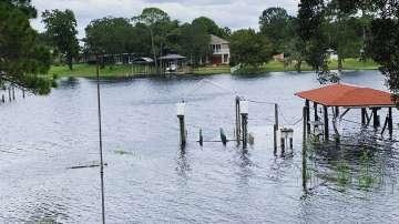 Ураганът Майкъл набира сила, три щата обявиха извънредно положение