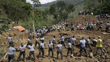 Расте броят на жертвите на тайфуна Мангхут