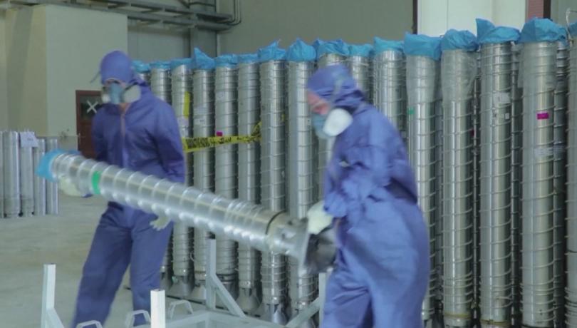 Иран възобнови обогатяването на уран в завода във Фордо. Това