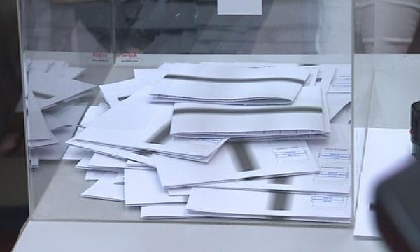Бюлетините са доставени в една трета от избирателните секции в чужбина