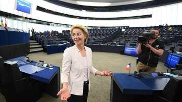 Евродепутати отправиха критики към Урсула фон дер Лайен